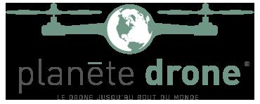 Logo Planète Drone