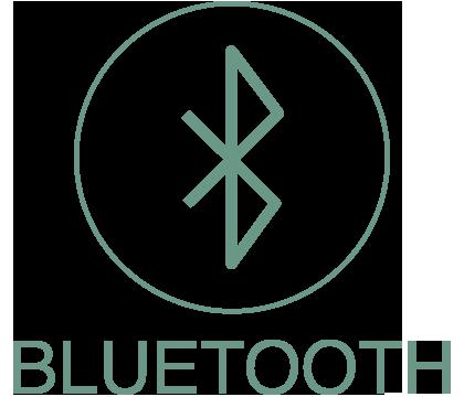 Planète drone Icône Bluetooth